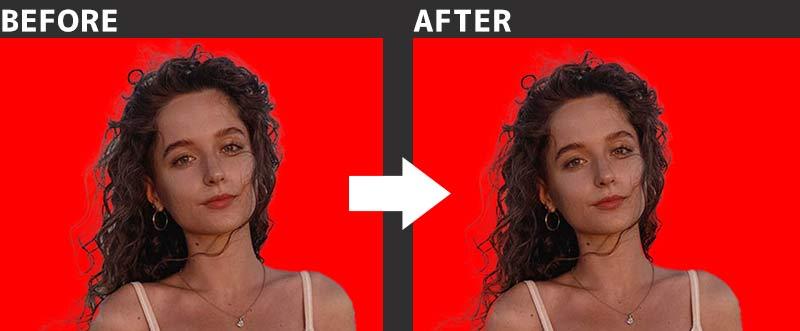 Photoshopで人物を切り取りする方法