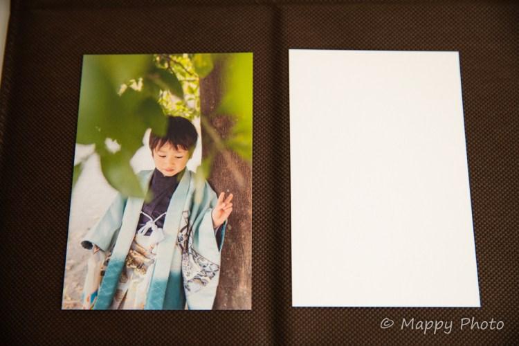 Mappy Photo postcard