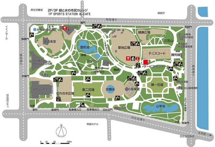 東京おすすめ公園 日比谷公園