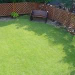 芝生の土作り