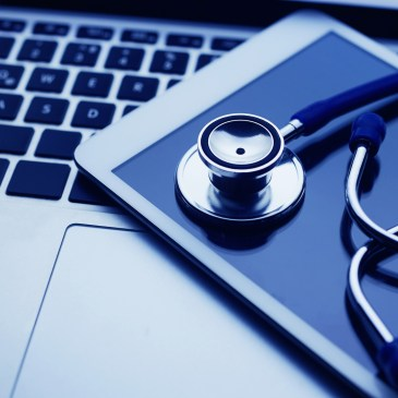 Stethoscope on digital devices