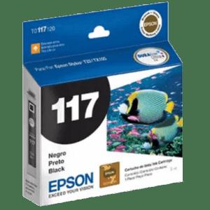 Epson 117 preto original