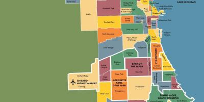 chicago neighborhood crime map » Full HD MAPS Locations - Another ...