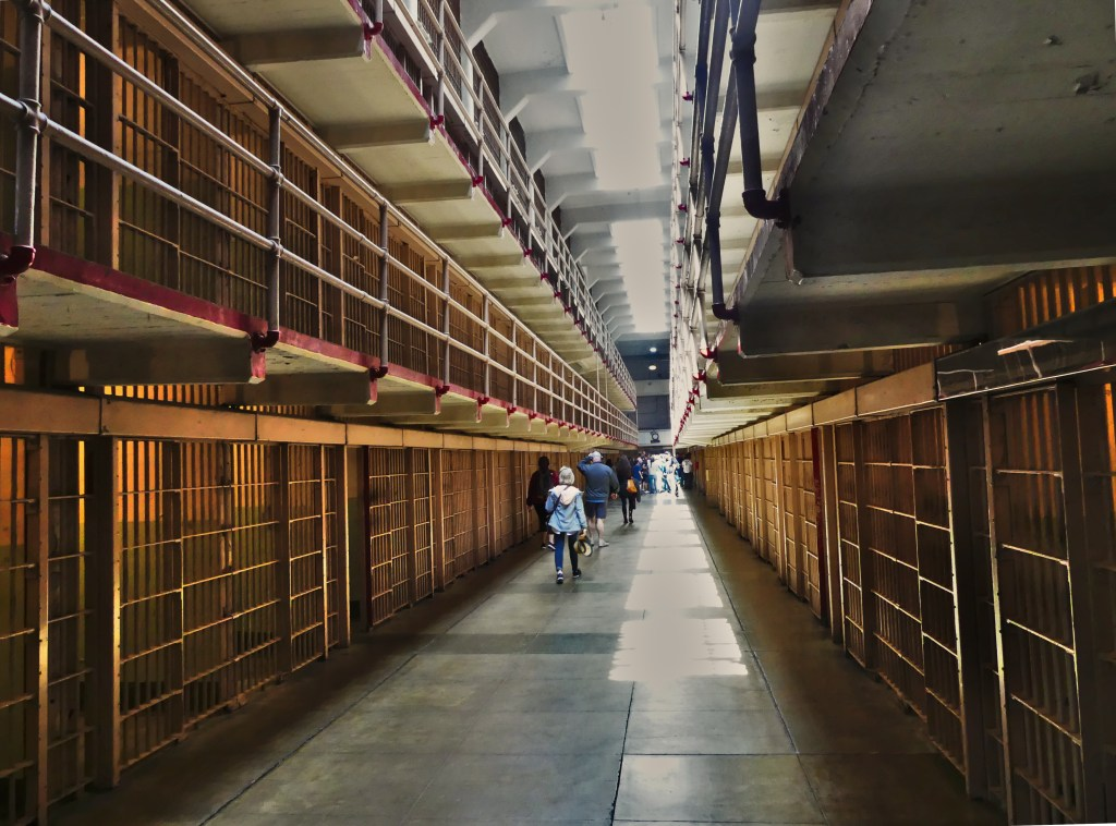 Cellhouse Alcatraz