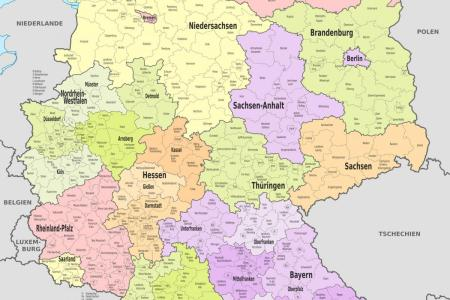 berlin districts map » ..:: Edi Maps ::.. | Full HD Maps