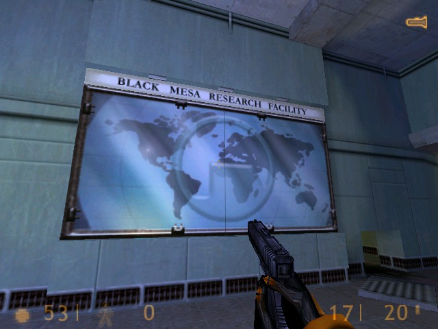 They're Waiting for You, Gordon, in the Test Chamber – Maps