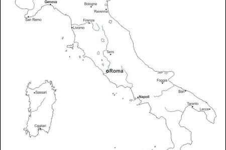 Italy Images On Pinterest Geography Of Map Printable Use To Do A Color Paper Poke Outline Here S My For An Countryball