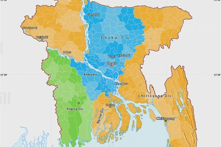 bangladesh on world political map » Another Maps [Get Maps on HD ...