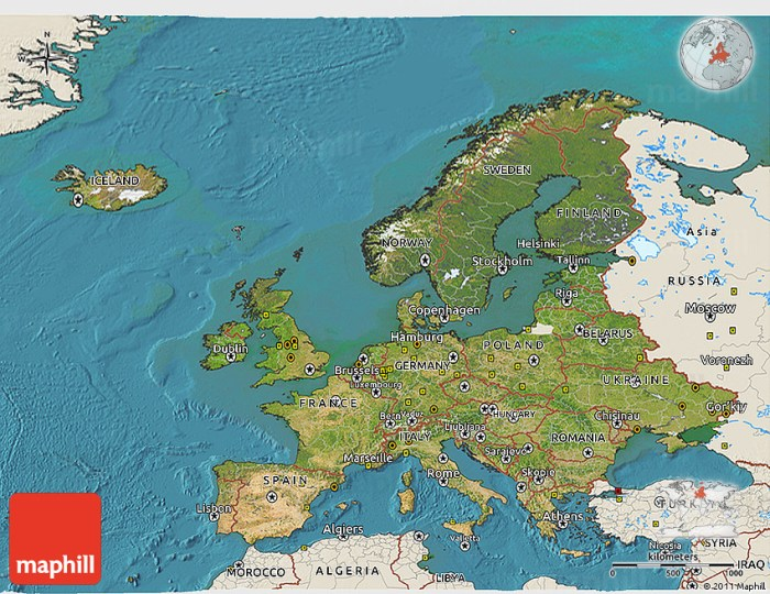 Asia relief map asia map online interactive map satellite 3d map of europe shaded relief outside satellite sea 2d publicscrutiny Images
