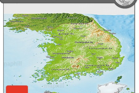 Physical map of south korea full hd maps locations another world stockmapagency com maps of south korea offered in poster print by t skorea pol korean peninsula map map of north and south korea korea korean peninsula map publicscrutiny Images