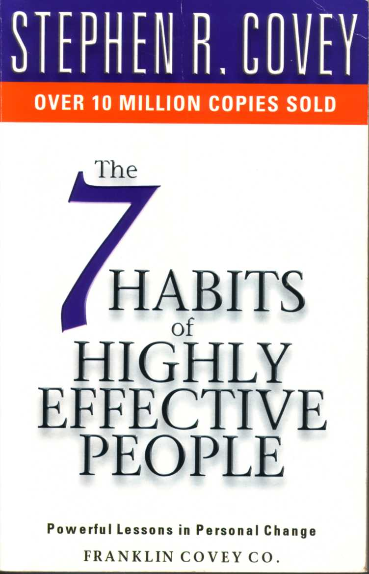 Svene Habits of Highly Effective People (Stephen Covey)