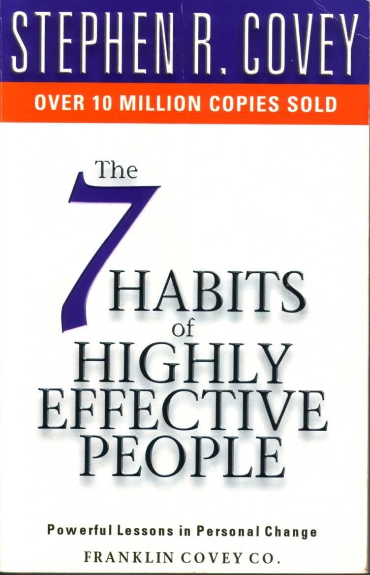 Svene Habits of Highly Effective People (Stephen Covey)