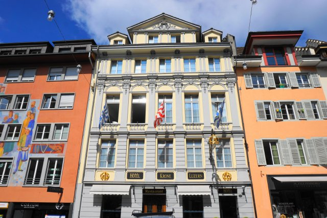 Old Town Lucerne, Switzerland