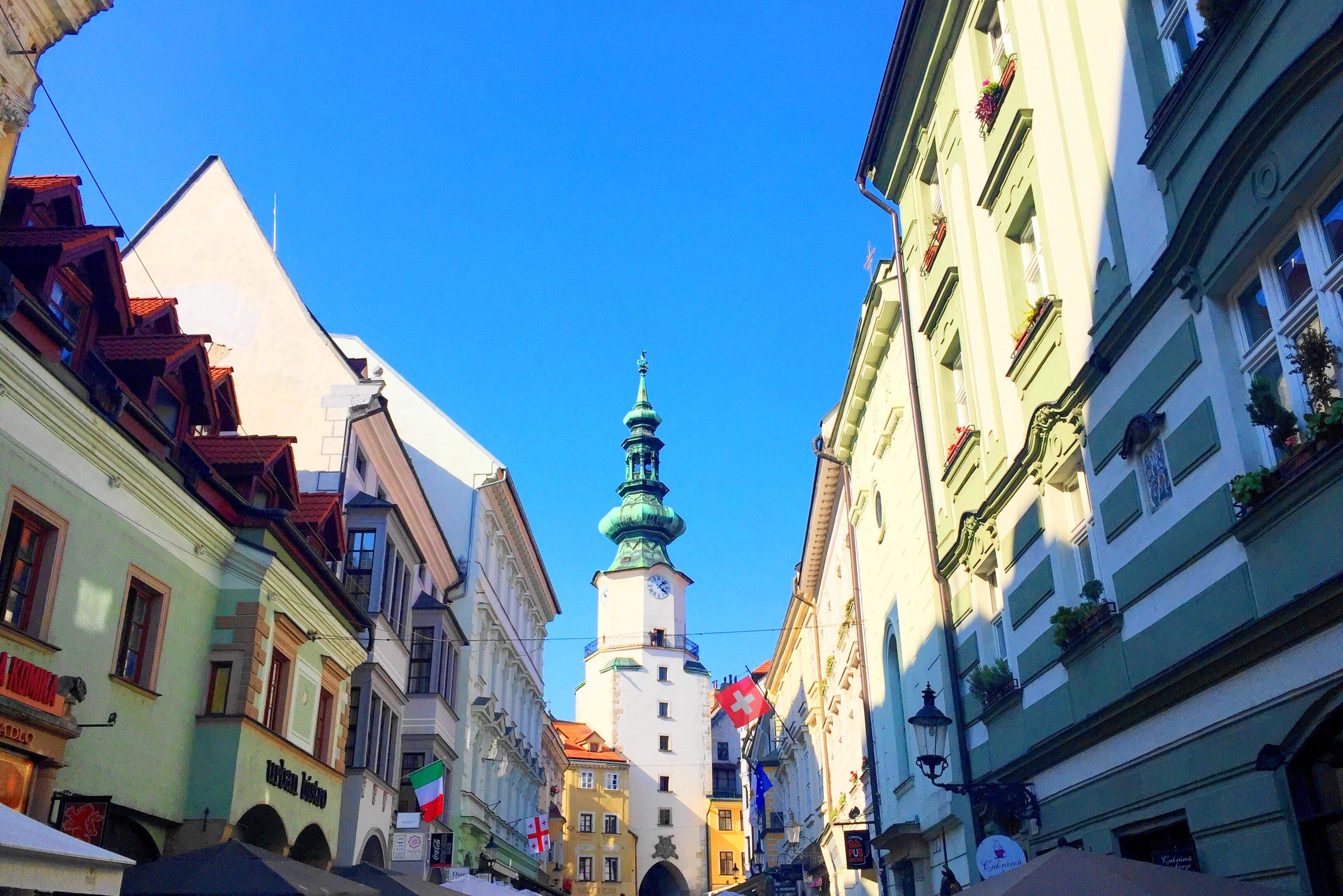A Glimpse of Bratislava, Slovakia: Top 5 Photo Ops