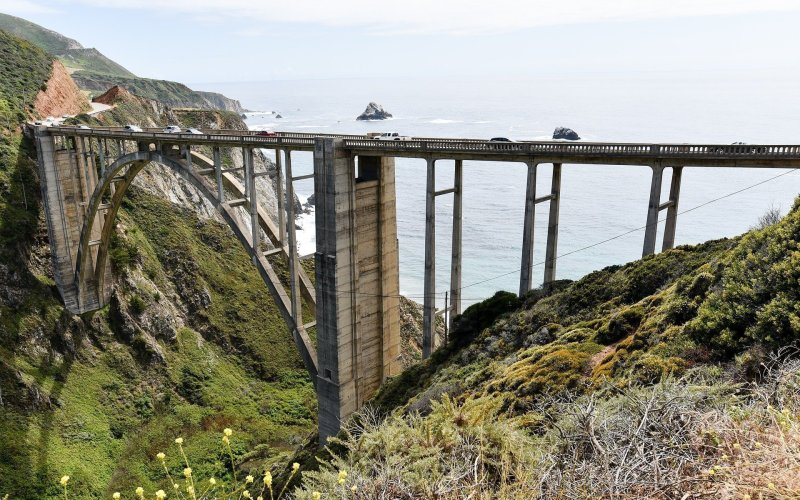 Big, Sur road trip tips