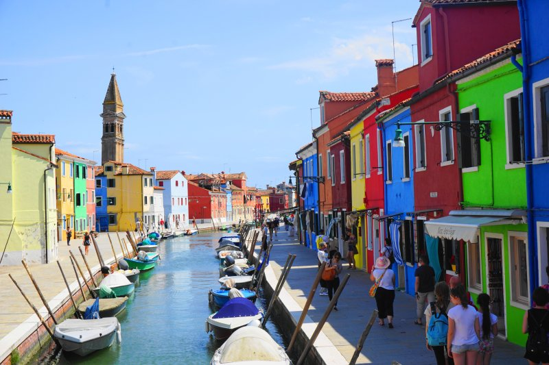 what to do Burano, Italy - colorful houses and main canal