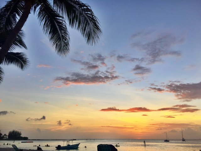 what to do in Barbados - Sunset in Barbados