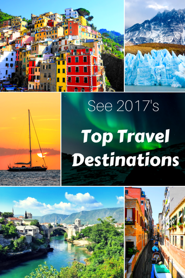 Top Travel destinations of 2017