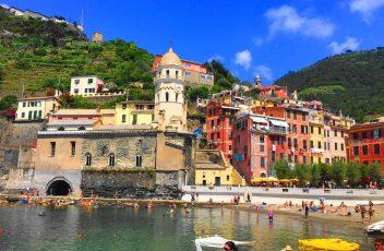 Hiking Cinque Terre - Vernazza 11