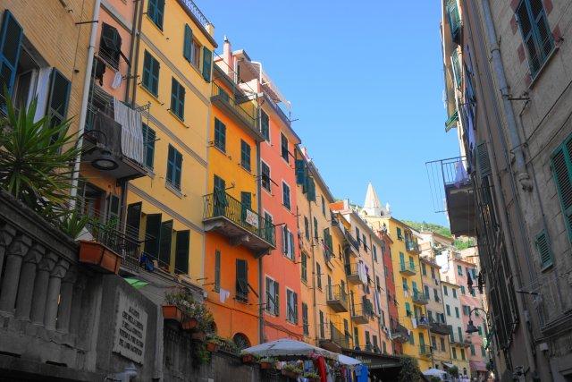 Hiking Cinque Terre - Riomaggiore