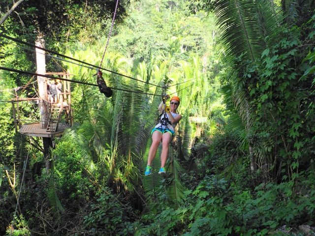 Things to do in San Ignacio, Belize - Zipline
