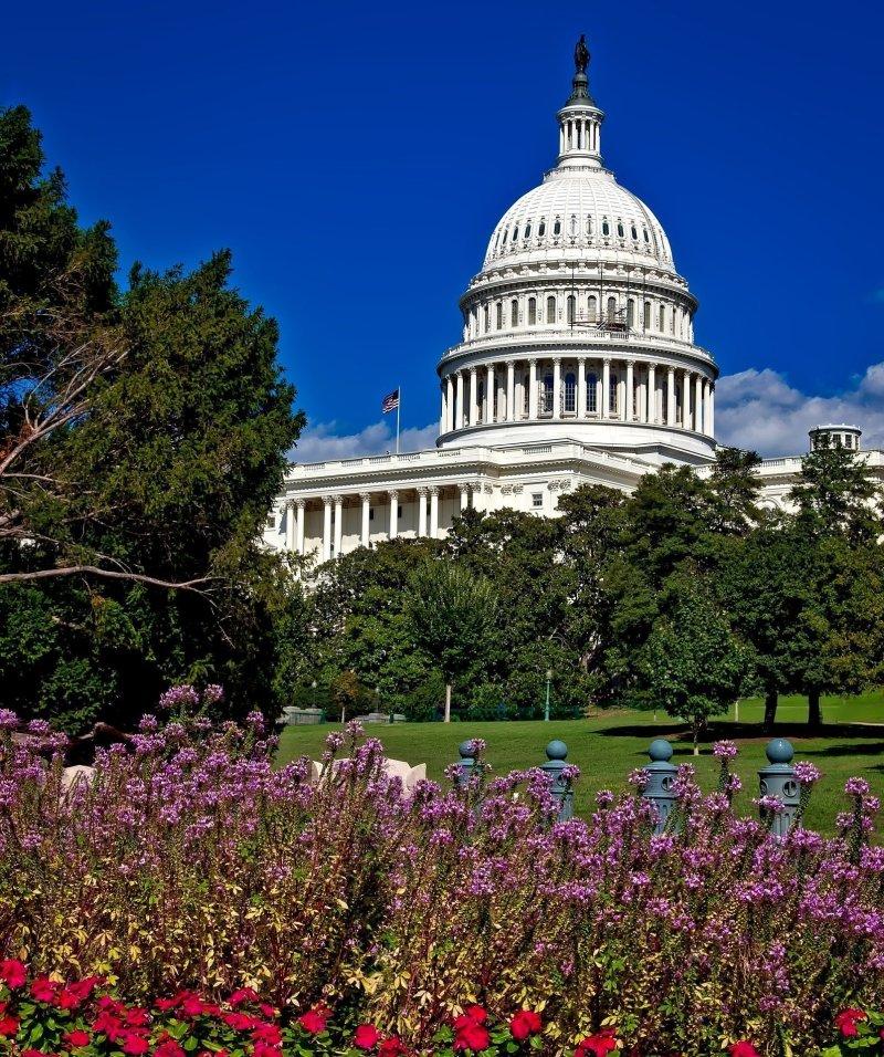 top Washington DC tourist attractions - Capitol