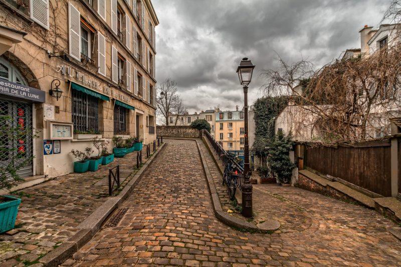 Paris bucket list - Montmartre