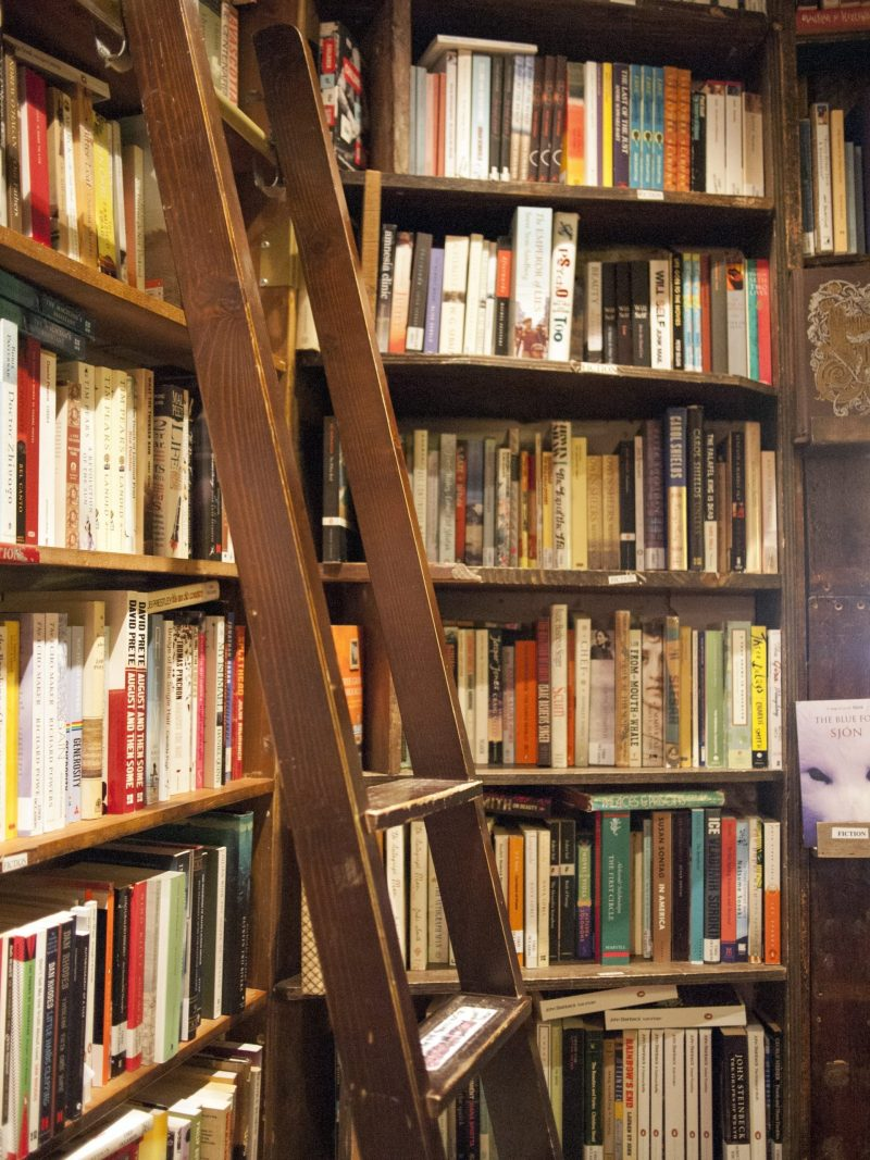 Paris bucket list - bookstore