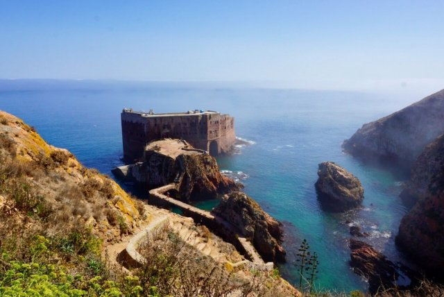 Berlengas, Portugal - solo travel for introverts; solo travel for shy people; solo travel tips; how to travel alone as an introvert; solo travel tips