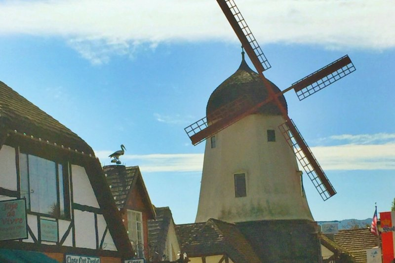 Windmills & Wine: Top Attractions in Solvang, California