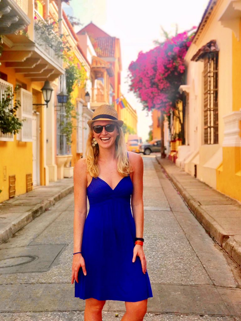 3 days in Cartagena, Colombia | photo shoot