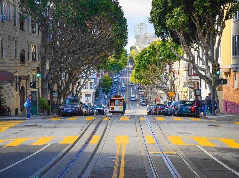 8 day Pacific Coast Highway road trip itinerary - San Francisco