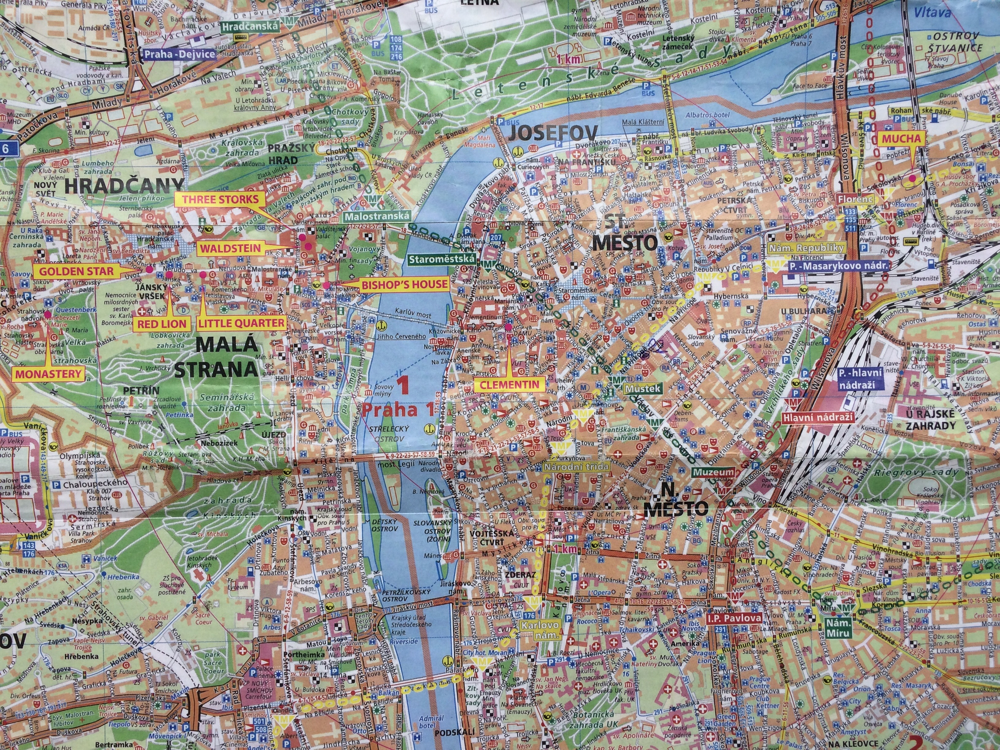 So you want to design a map for Tourists - Maps Everywhere