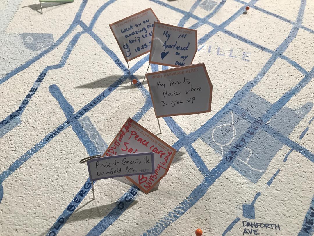 big map pins