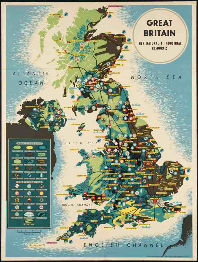 Great Britain Her Natural and Industrial Resources