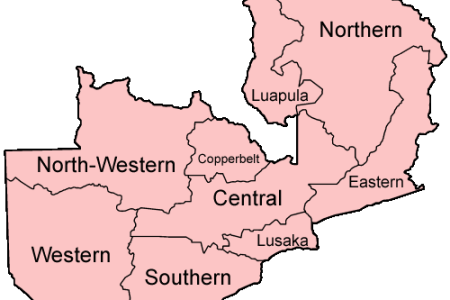 zambia provinces map zambia city » [HD Images] Wallpaper For ...