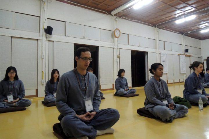 temple stay meditation korea