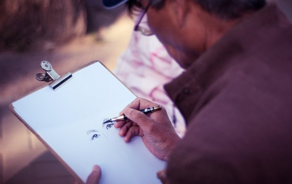 art draw