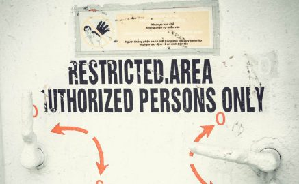 restricted area rules