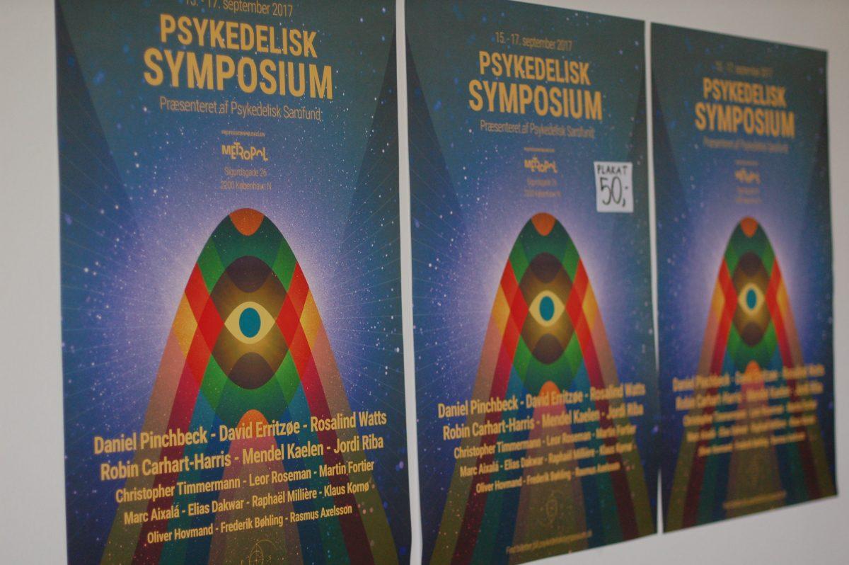 Psykedelisk Symposium A Psychedelic Conference In Copenhagen Maps