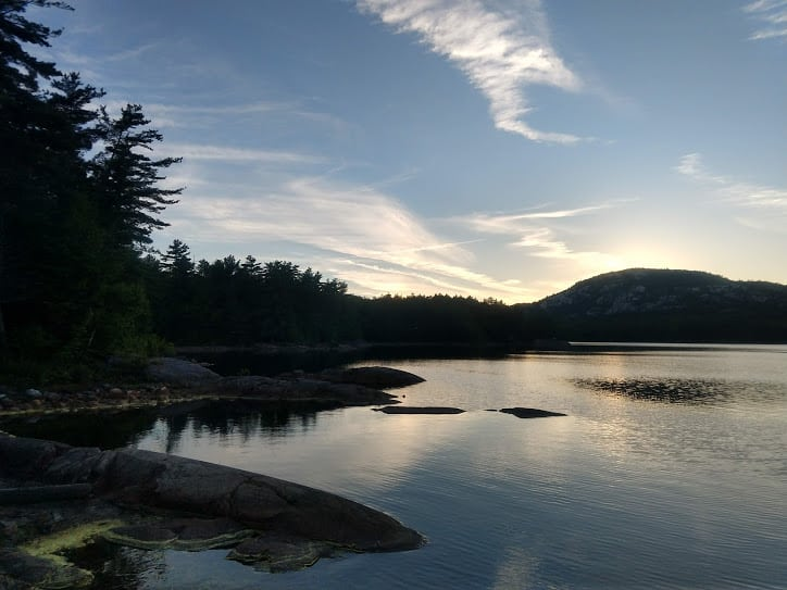 Kosker-cove-Killarney-best-camping-in-Canada-