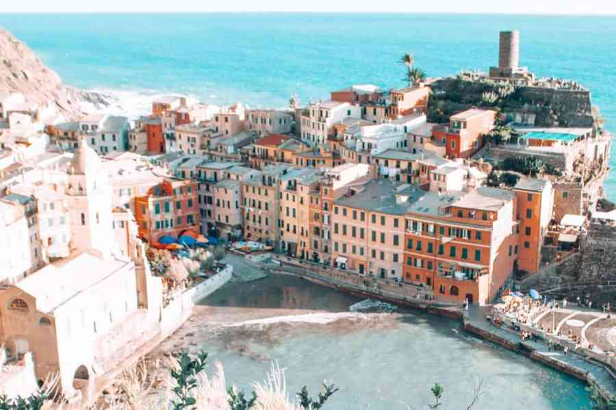 Vernazza-Dymphe-DymAbroad the best hiking in Europe