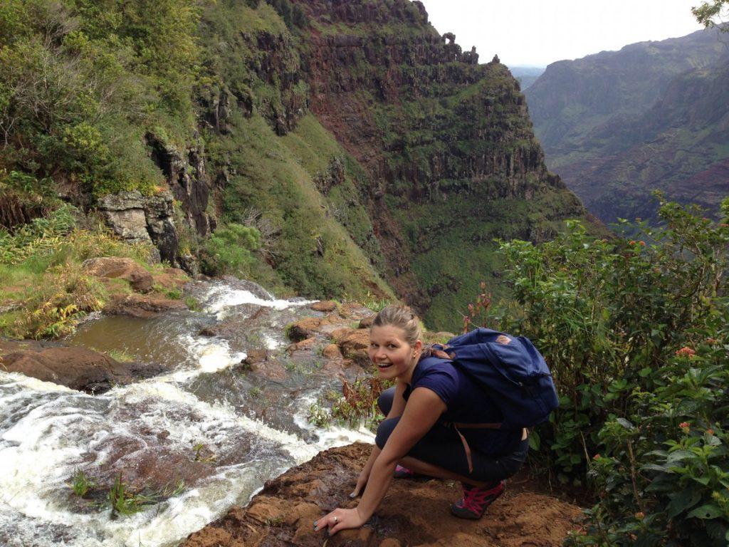 Waimea Canyon State Park, Kauai, Hawaii