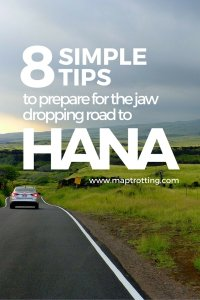 8 simple tips to prepare for the road to Hana, Hawaii