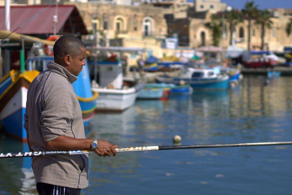 Marsaxlokk Fish Market Malta