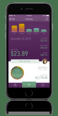 trail wallet app