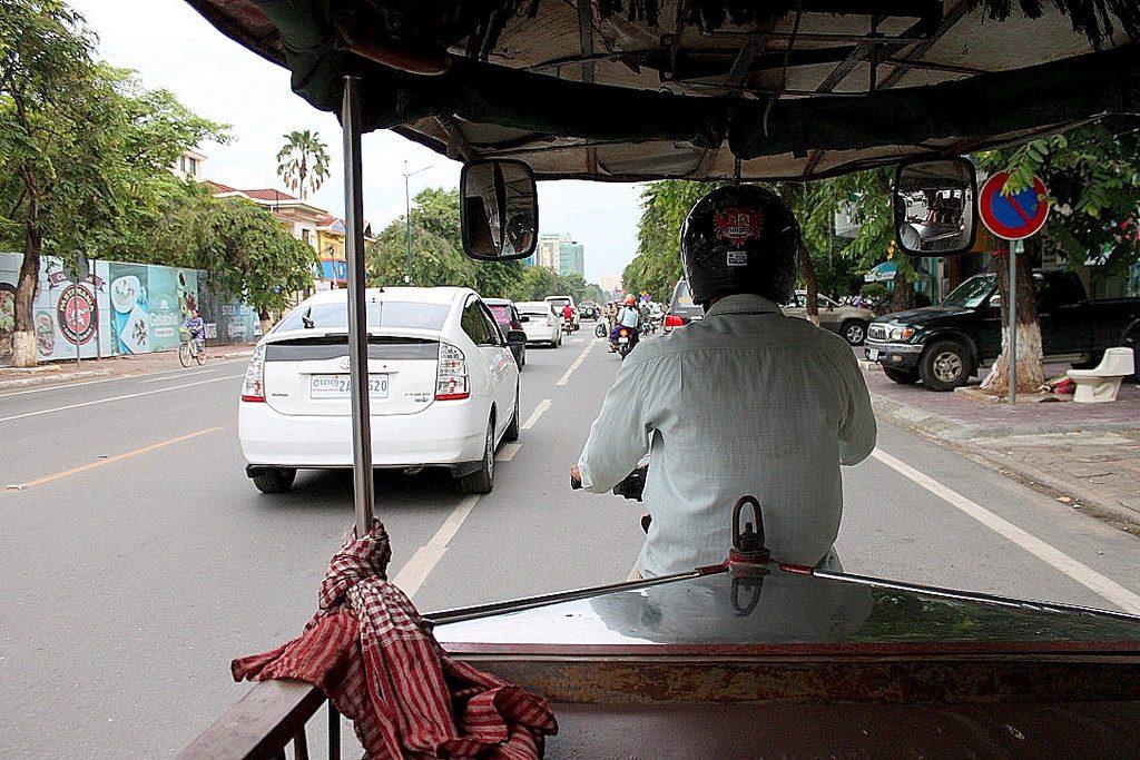 Phnom Penh, getting around