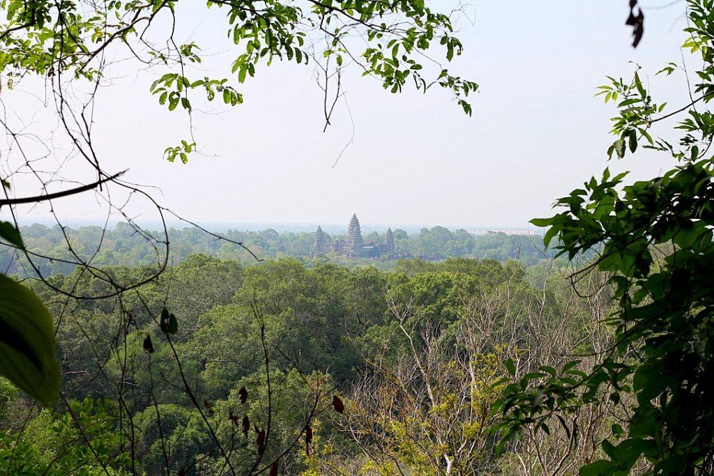 Phnom Bakheng temple Angkor Cambodia