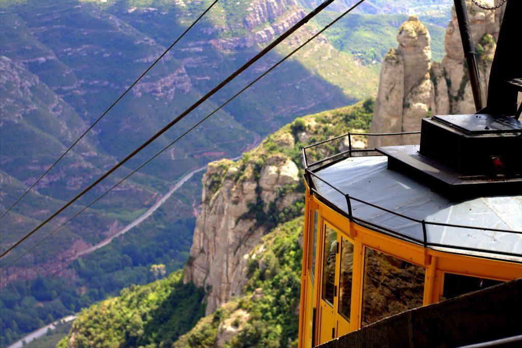 Cable Car (Aeri de Montserrat)