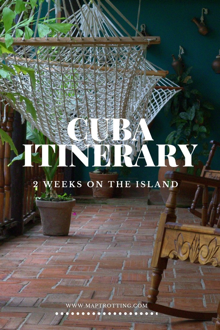2 Week Cuba Itinerary. Our Epic Getaway to the Jewel of The Caribbean